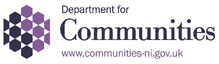 Logo of Department for Communities